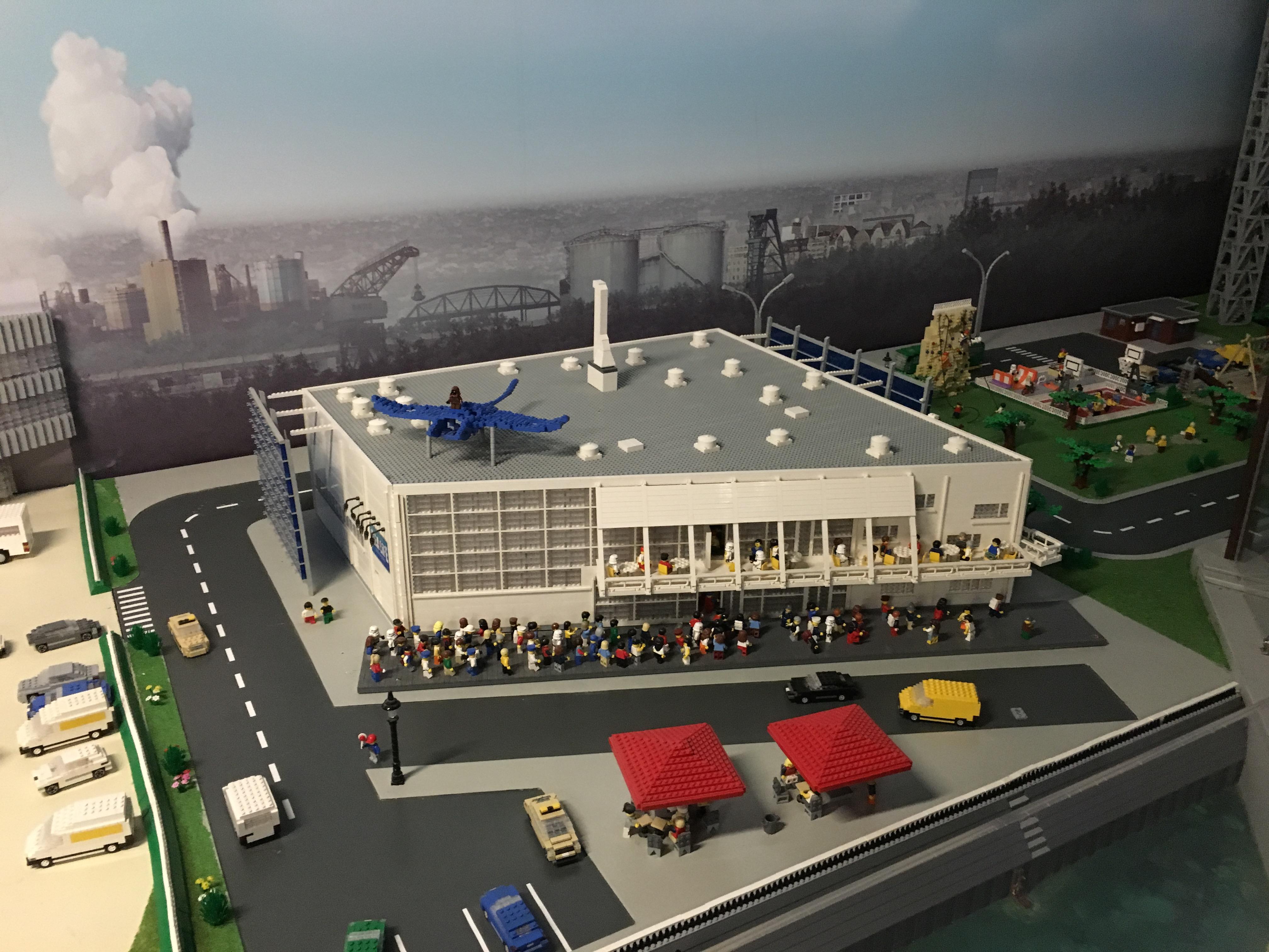 Besuch Im Lego Discovery Centre Unsere Visitenkarte